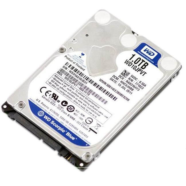 HDD 1TB Notebook
